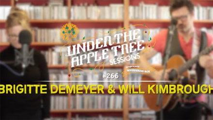 Brigitte De Meyer & Will Kimbrough perform Mockingbird Soul on the Under the Apple Tree Sessions