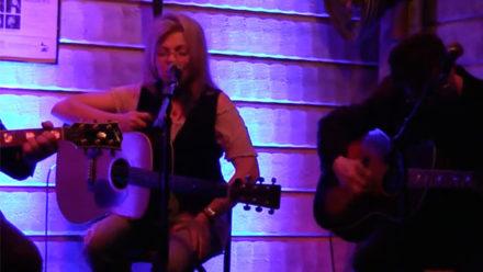 Brigitte DeMeyer performing When I'm Gone at Bjufors Hotel & Konferens